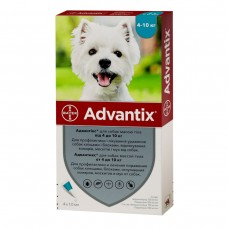 Advantix (Адвантикс) вес 4-10 кг